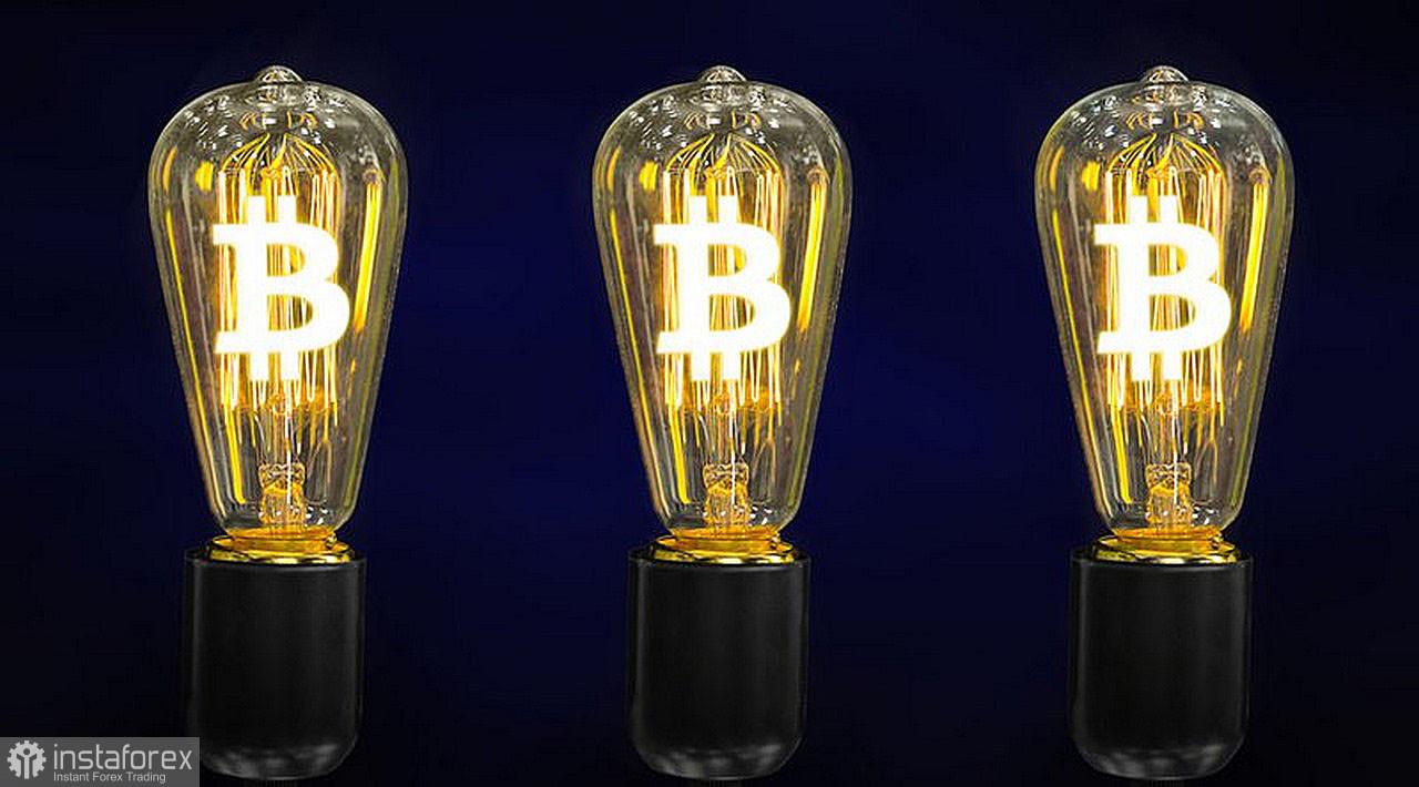 BITCOIN. Аналитики криптобиржи Kraken: биткоин продолжит свой рост до 90 000$, но сначала последует коррекция.