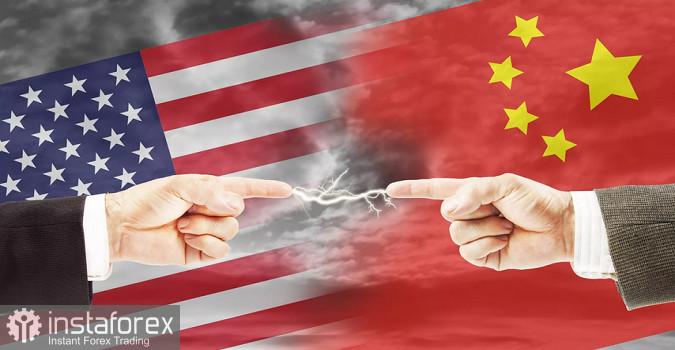 Persaingan meningkat antara AS dan China