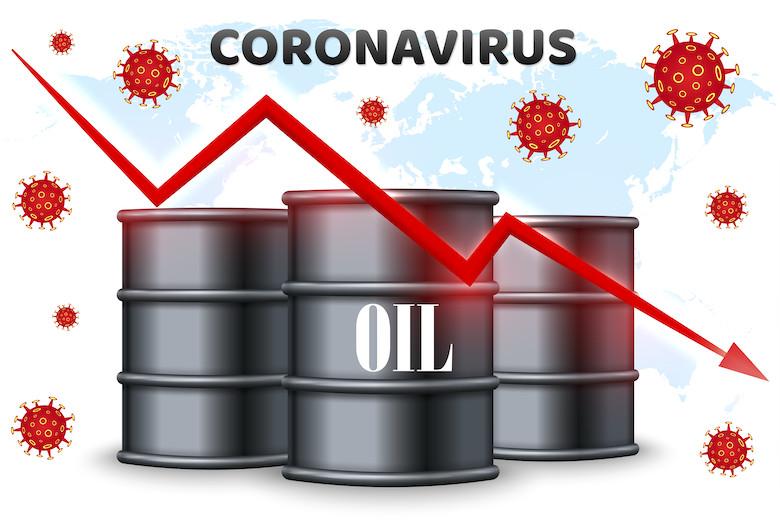 Тревожный понедельник: стоимость нефти падает, рынок ищет причины для роста