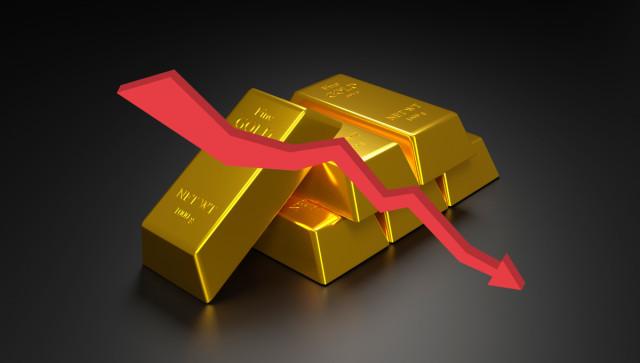 Не золотое время: драгметалл будет дешеветь