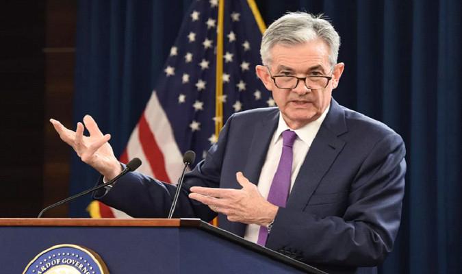 О чём говорил вчера глава ФРС Пауэл?