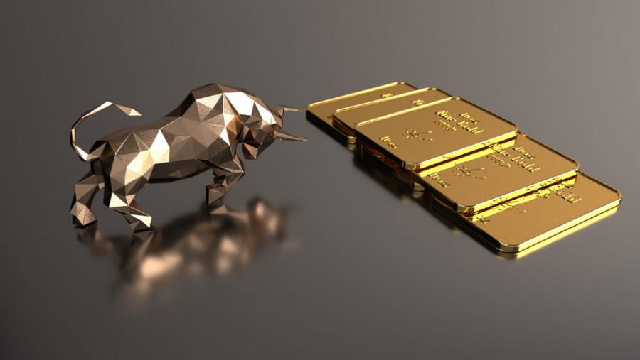 Золото не сдается и жаждет ралли