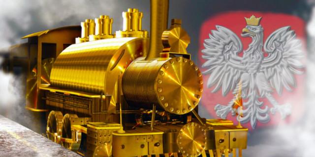 Польша и Венгрия скупили 17% золота.