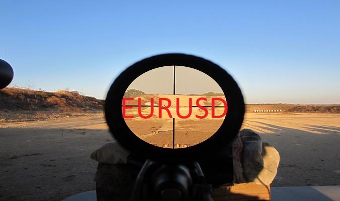 EURUSD - охота за стопами новостных продавцов