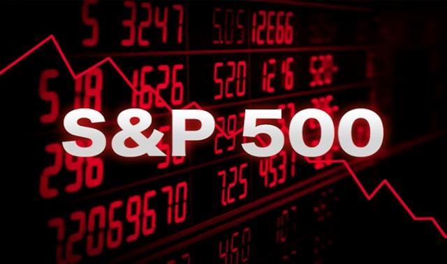 Индекс S&P 500 снова показывает снижение на новостях