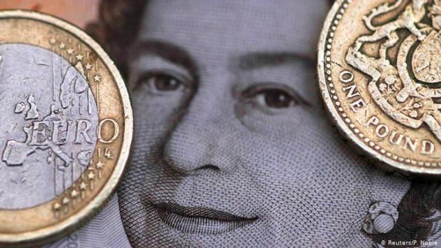 Паундът скача, тъй като продажбите на дребно във Великобритания надвишават очакванията