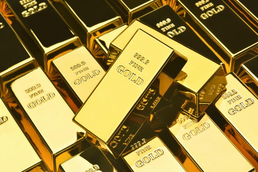 Золото надеется поймать попутный ветер по дороге к $1 800