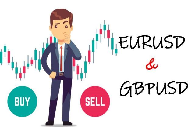 Торговые рекомендации по валютному рынку для начинающих трейдеров EURUSD и GBPUSD 28.04.21