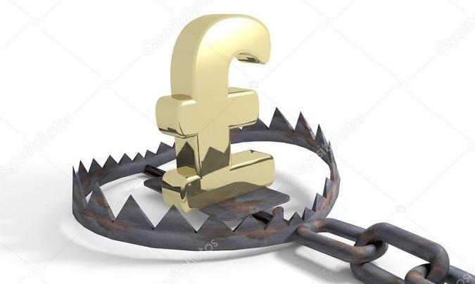 GBPUSD - дожимает третью волну. Не продавайте перед 1,4! Ловушка продавцов