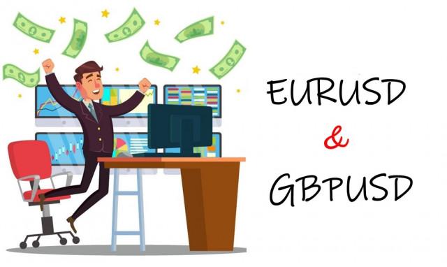 Торговые рекомендации по валютному рынку для начинающих трейдеров EURUSD и GBPUSD 29.04.21