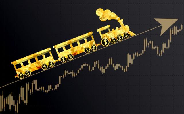 El oro puede avanzar casi un 13% durante seis meses