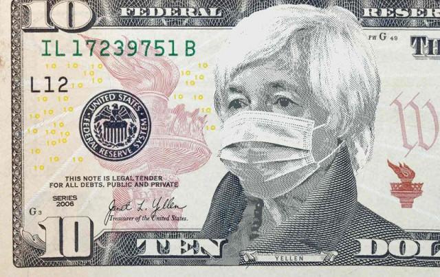 EUR/USD. Yellen denied Yellen: US Treasury Secretary rocked the markets