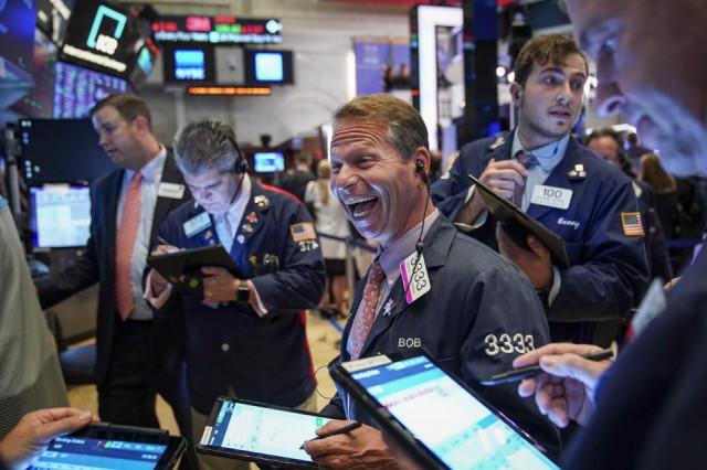 Dow Jones establece su récord número 22 este año