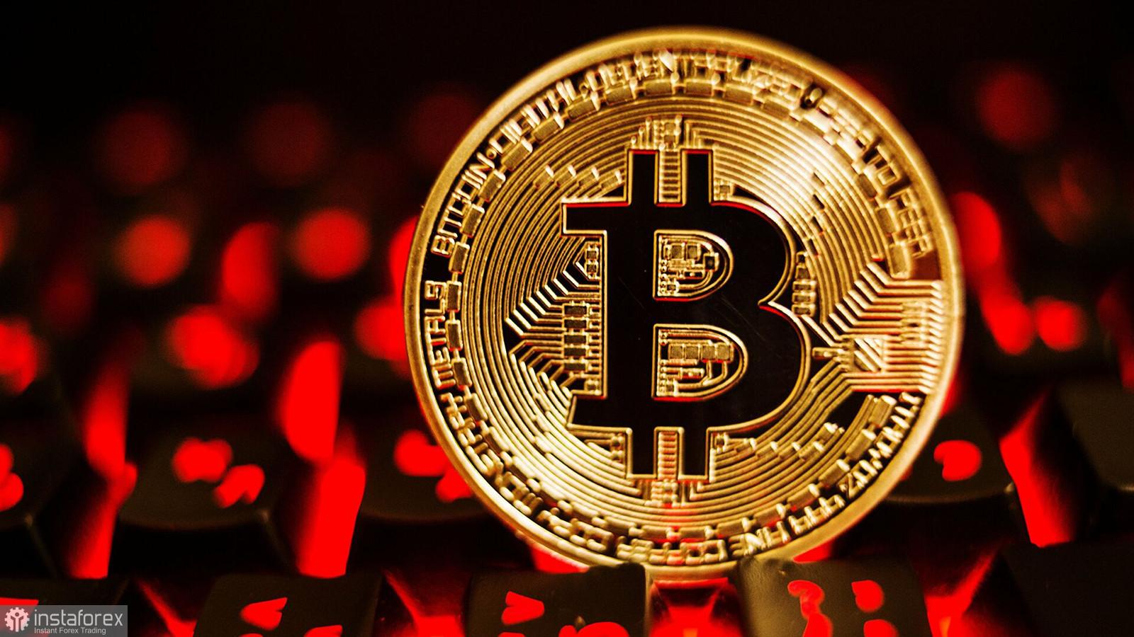 Prostul băiat investește în bitcoin