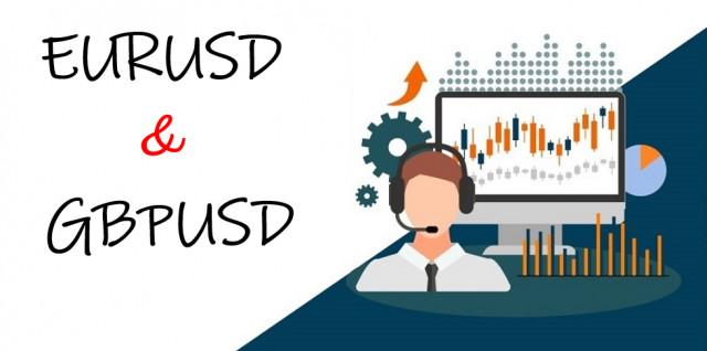 Торговые рекомендации по валютному рынку для начинающих трейдеров EURUSD и GBPUSD 11.05.21
