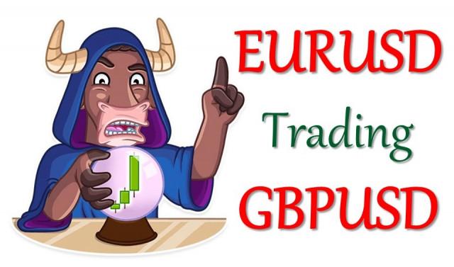 Рынок в период весны позеленел, если исходить из рыночных циклов валютных пар EURUSD и GBPUSD