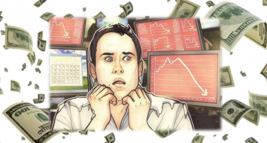 Страх, Ожидания, Неопределенность – все это окутывает американский доллар