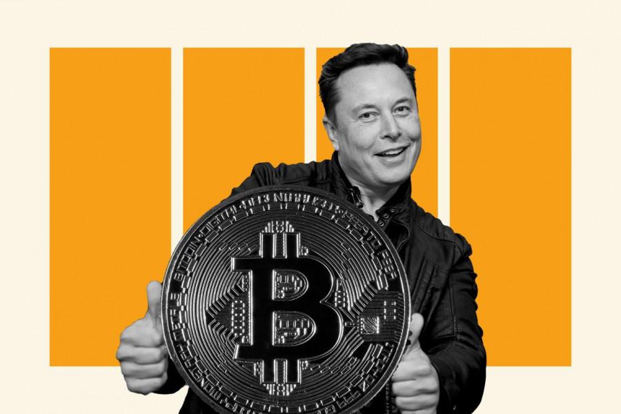 Bitcoin volatile after Elon Musk's tweet: he says Tesla does not sell bitcoins, so crypto bulls rush back to market