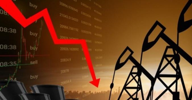 Цены на нефть падают из-за Ирана