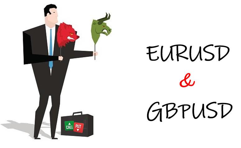 Торговые рекомендации по валютному рынку для начинающих трейдеров EURUSD и GBPUSD 25.05.21