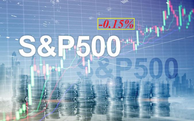 S&P 500 - подбираем на откатах