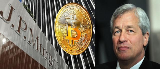 El banco JPMorgan se prepara para ofrecer a los clientes privados un fondo de bitcoin