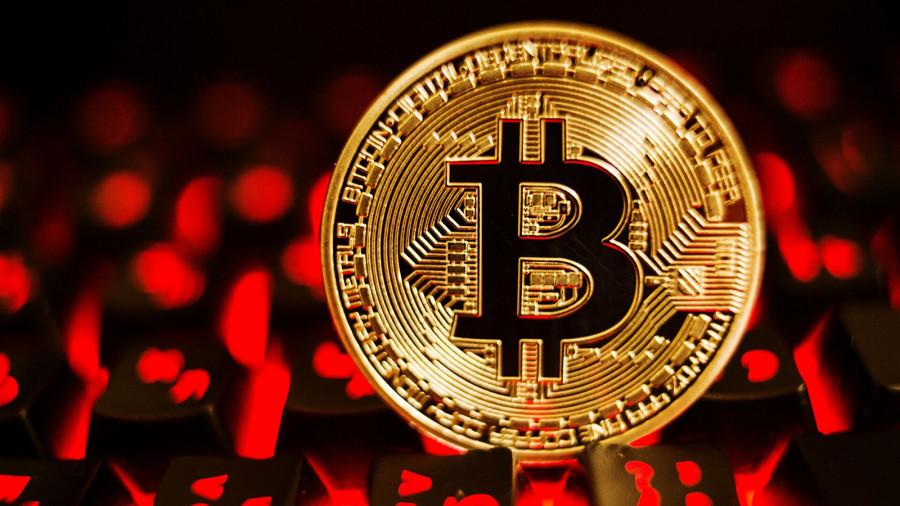 Some investors sell bitcoin at a loss