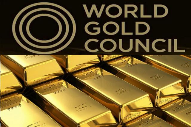 Центральные банки активно скупают золото