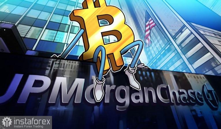 JPMorgan warns about bitcoin bear market
