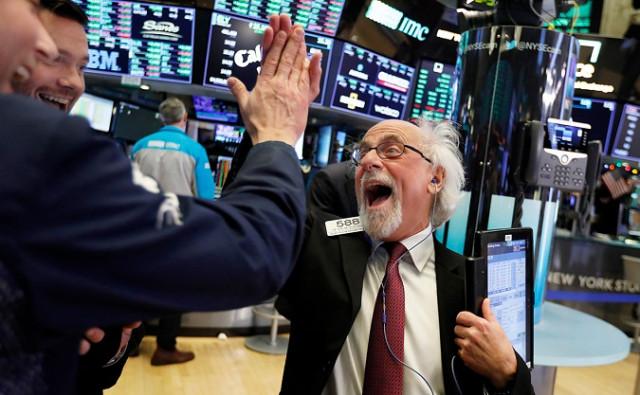 Stocks surge amid rise in US CPI