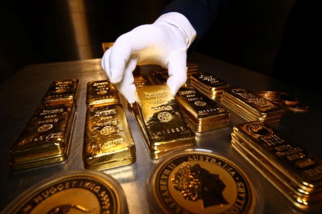 El oro no decide hacer movimientos bruscos y está pendiente de los resultados de la reunión de la Fed