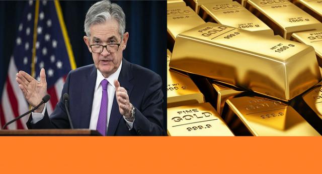 El oro se desploma ante la noticia de que las compras de bonos podrían reducirse pronto