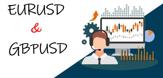 Торговые рекомендации по валютному рынку для начинающих трейдеров EURUSD и GBPUSD 22.06.21
