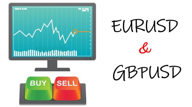 Торговые рекомендации по валютному рынку для начинающих трейдеров EURUSD и GBPUSD 23.06.21