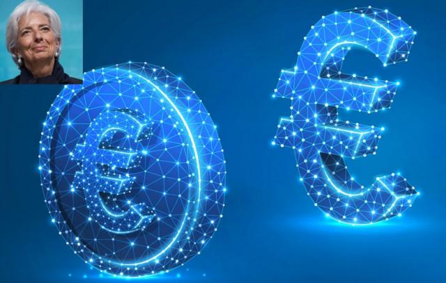 Digital euro is already in process