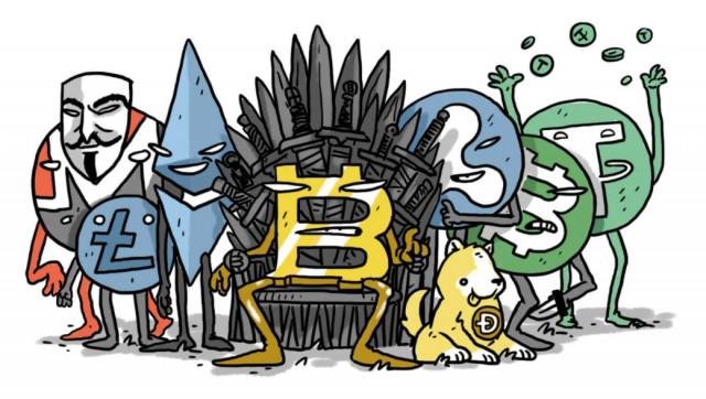 Триггер на криптовалютном рынке – Bitcoin & Ethereum