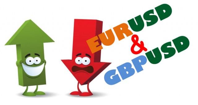 Учимся и анализируем, торговые рекомендации для начинающих трейдеров EURUSD и GBPUSD 21.07.21