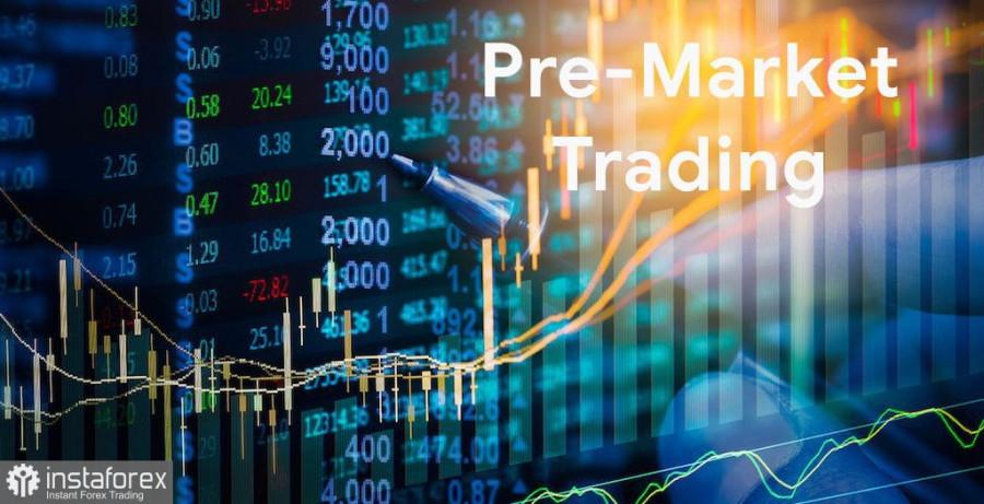 Лучшие торговые идеи с премаркета американского фондового рынка на 26 июля
