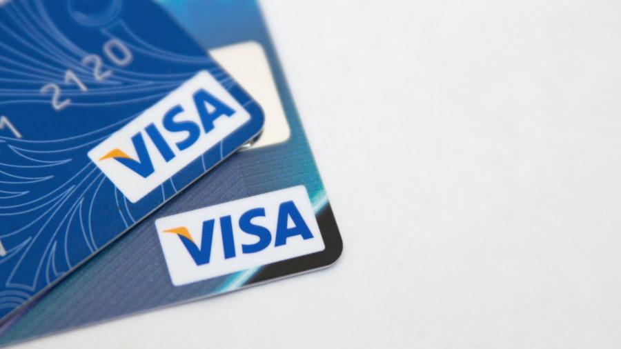 Выручка компании Visa Inc. подскочила на 27% благодаря рынку криптовалют