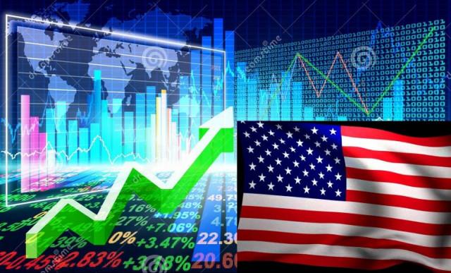 Saham AS naik terkait pemulihan pasar tenaga kerja yang kuat