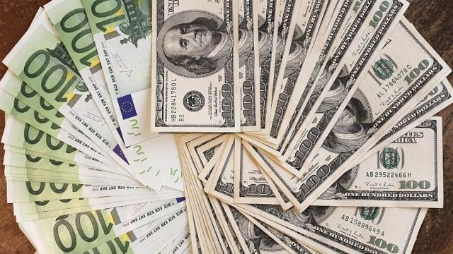 欧元/美元:美元试图成为第一