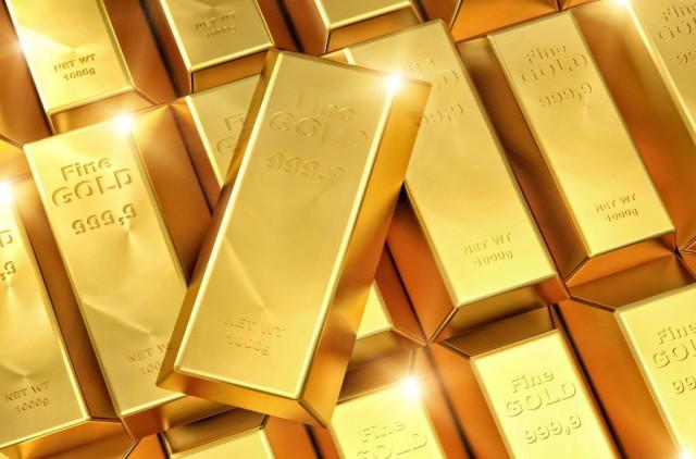 Harga Emas Naik Di Atas $1.800