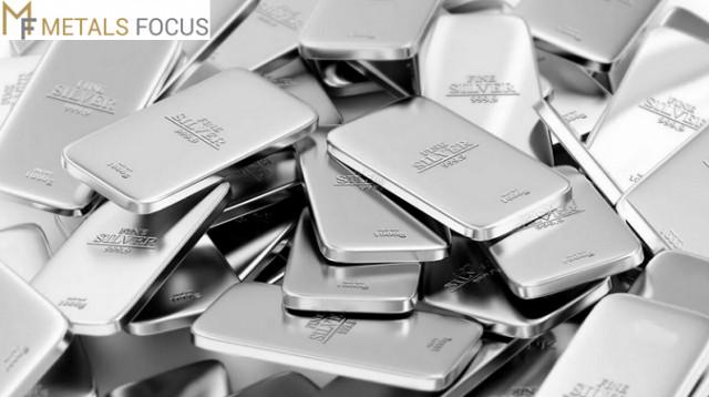 Perak akan naik di tengah pertumbuhan permintaan industri