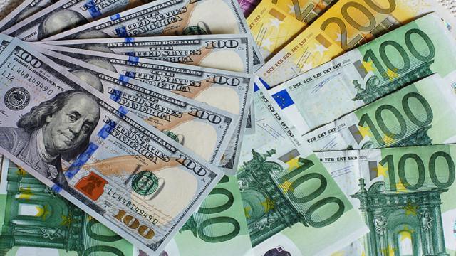 欧元兑美元走强