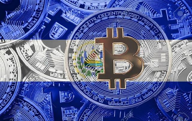 Lịch sử đang được tạo : El Salvador bắt đầu hợp pháp hóa tiền mã hóa