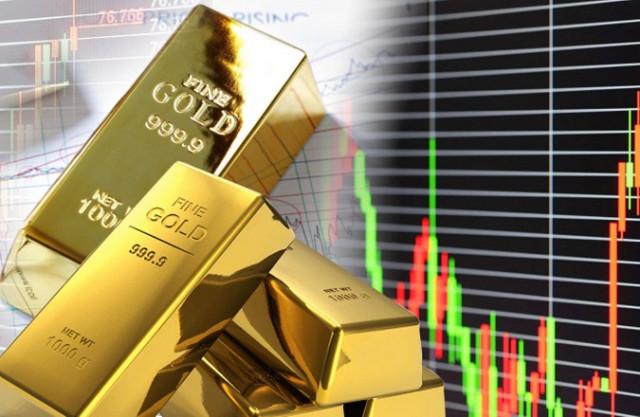 Vàng không thể nằm trên mức $1.800