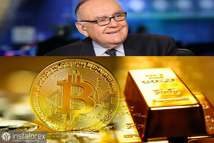 Billionaire Leon Cooperman prefers gold over bitcoin