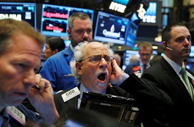 Chứng khoán giảm trong bối cảnh lạm phát Hoa Kỳ giảm