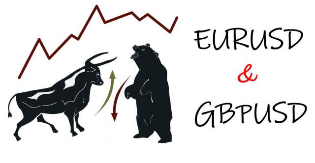 Kế hoạch giao dịch cho người mới bắt đầu đối với EUR / USD và GBP / USD vào ngày 16 tháng 9 năm 2021