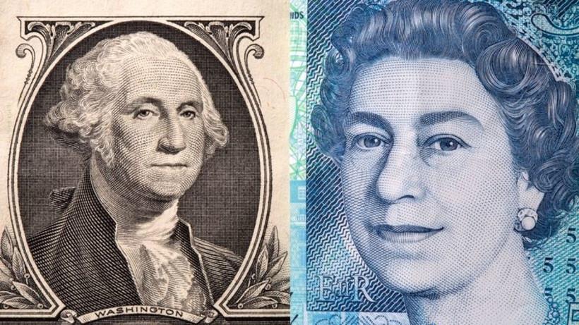 GBP/USD. Нервная неделя: фунт поддаётся давлению гринбека